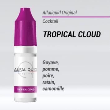 e liquide cocktail tropical cloud Alfaliquid