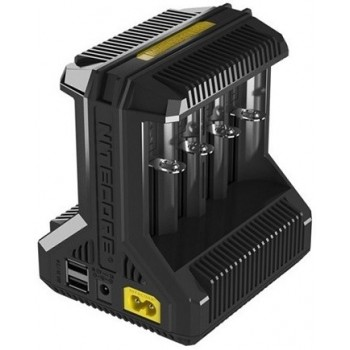 Chargeur 8 Accus Nitecore i8