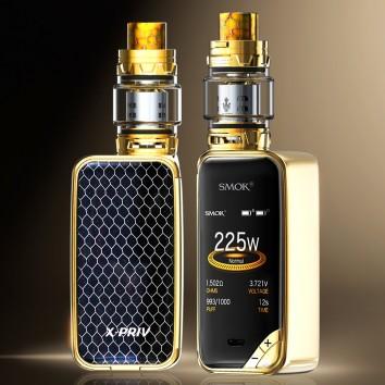 Kit X-Priv Smoktech 225W avec TFV12 Prince