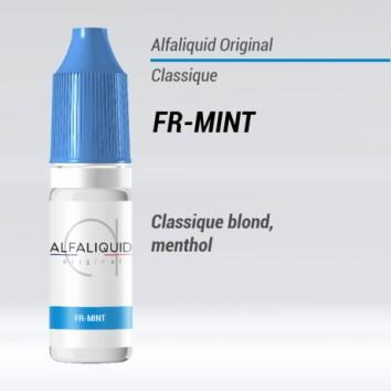 e liquide classique fr-mint Alfaliquid