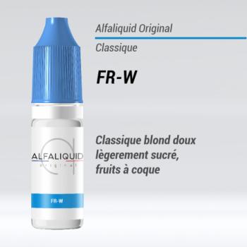 E-liquide FR-W Alfaliquid | Création Vap