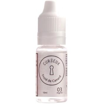 E-liquide Froid de Canard Curieux 10 ML