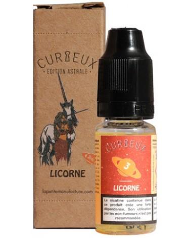 E-liquide Licorne Curieux Astrale 10Ml