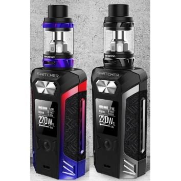 Kit Switcher 220 Watts Vaporesso  duo