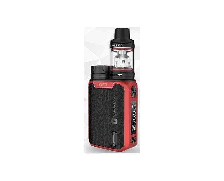 Vaporesso kit Swag 80W TC NRG SE 3.5ml rouge