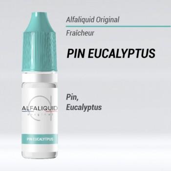E-liquide Pin Eucalyptus Alfaliquid | Création Vap