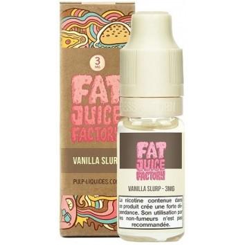 Vanilla Slurp 10 ML Fat Juice Factory