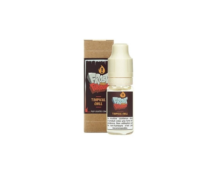 Tropical Chill 10ML Frost And Furious