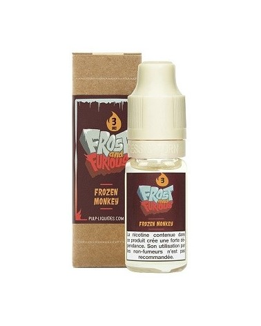 Frozen Monkey Frost 10ML And Furious