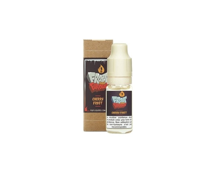 Cherry Frost Frost And Furious | Création Vap