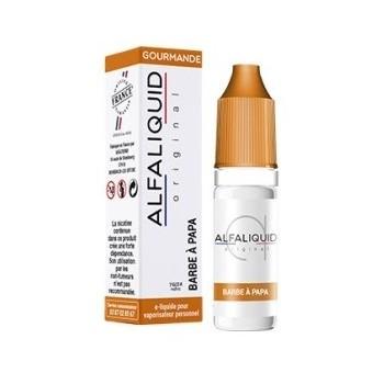 E-liquide Barbe a papa Alfaliquid | Création Vap