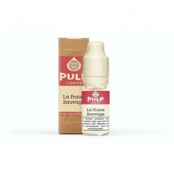 E-liquide La Fraise Sauvage Pulp | Création Vap
