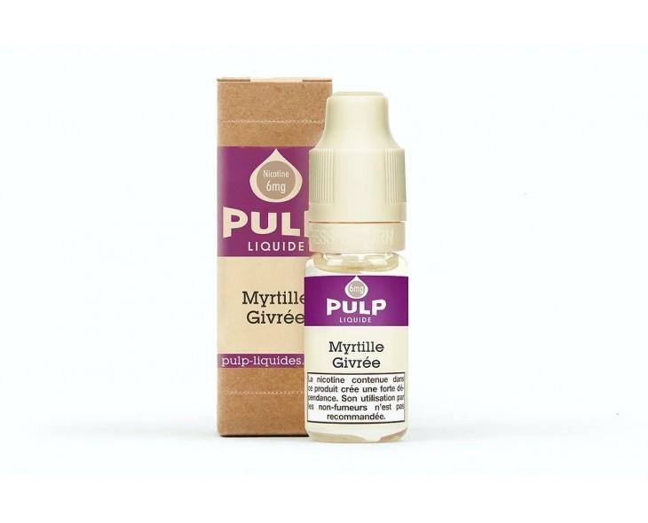 E-liquide Myrtille Givrée Pulp | Création Vap
