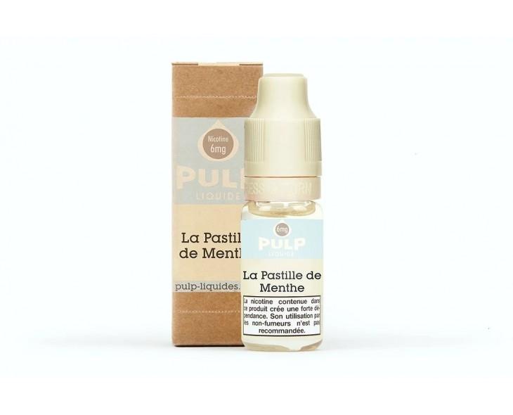 E-liquide La Pastille De Menthe Pulp | Création Vap