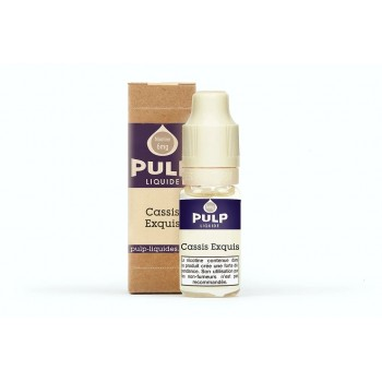 E-liquide Cassis Exquis Pulp