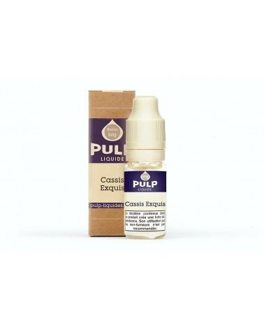 E-liquide Cassis Exquis Pulp | Création Vap