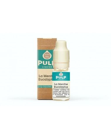 E-liquide La Menthe Eucalyptus