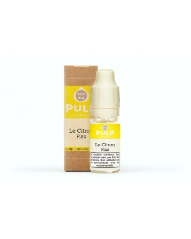 E-liquide Le Citron Fizz Pulp | Création Vap