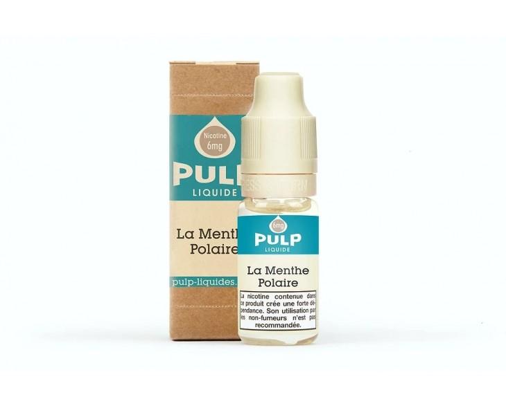 E-liquide La Menthe Polaire Pulp | Création Vap