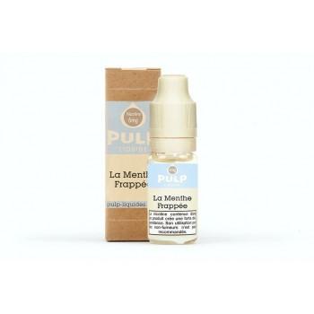E-liquide La Menthe Frappée Pulp | Création Vap