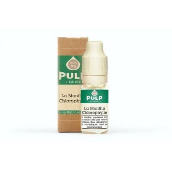 E-liquide La Menthe Chlorophylle Pulp | Création Vap