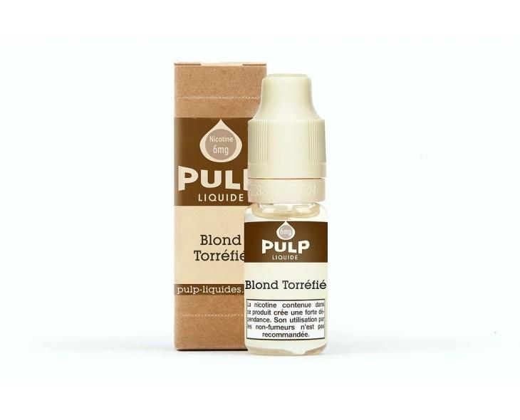 E-liquide Blond Torréfié Pulp | Création Vap