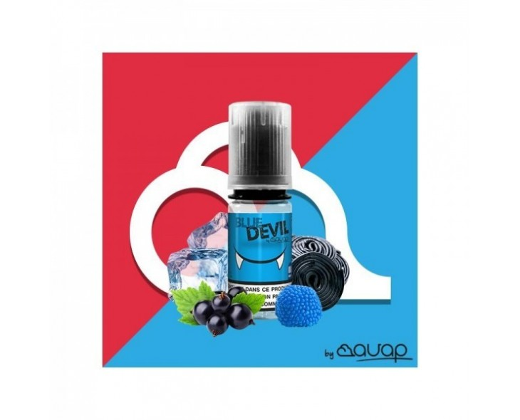 e liquide Avap blue devil 10Ml