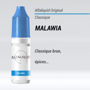 E liquide Malawia Alfaliquid | Création Vap
