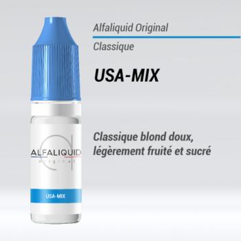 E-liquide USA-MIX Alfaliquid | Création Vap