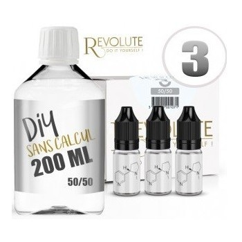 Diy Revolute base 200 Ml 3 Mg
