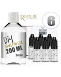 Diy Revolute base 200 Ml 6 Mg