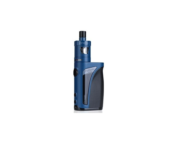 kit Itaste Kroma-A bleu avec Zenith Tank Innokin