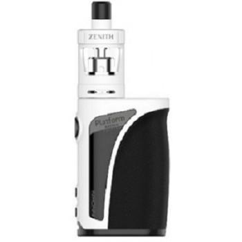 kit Itaste Kroma-A blanc avec Zenith Tank Innokin
