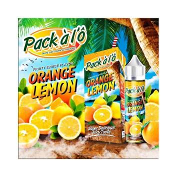 50mL Pack à l'ô Orange Lemon