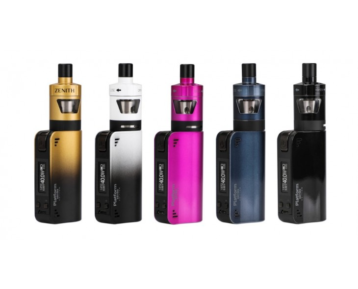 Kit Cool Fire Mini avec Tank Zenith de chez Innokin collection
