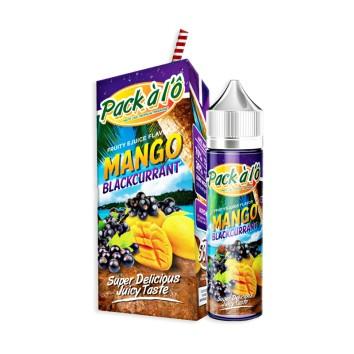 Pack à l'ô 50mL  Mango Blackcurrant
