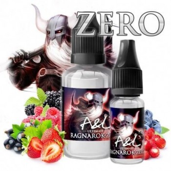 Concentré Ultimate Ragnarok Zéro Arôme et Liquides