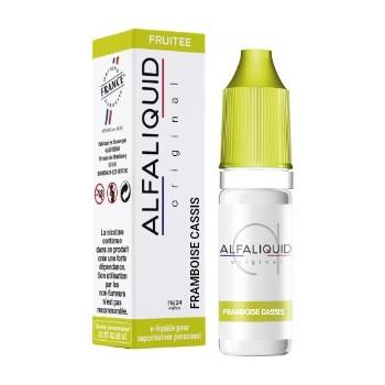 E-liquide Framboise Cassis Alfaliquid | Création Vap