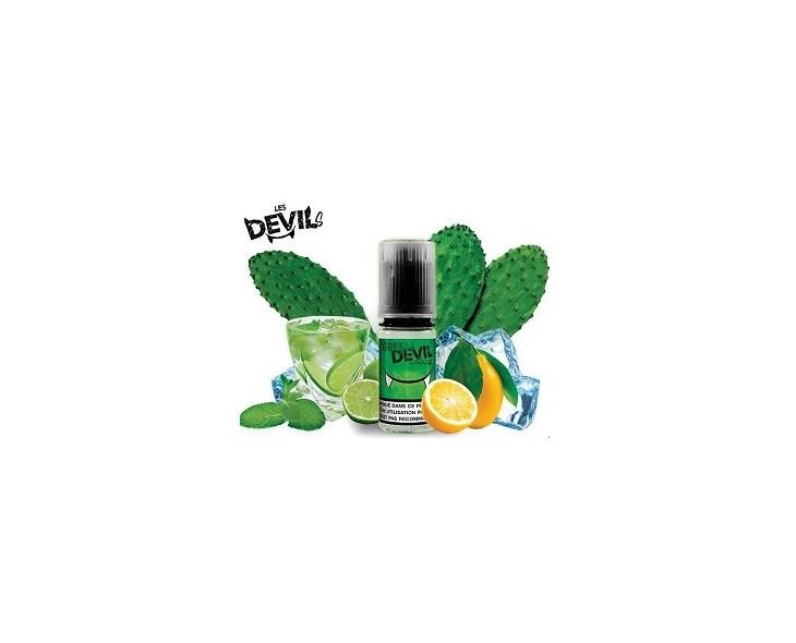 E-liquide Green Devil 10 Ml Avap | Création Vap