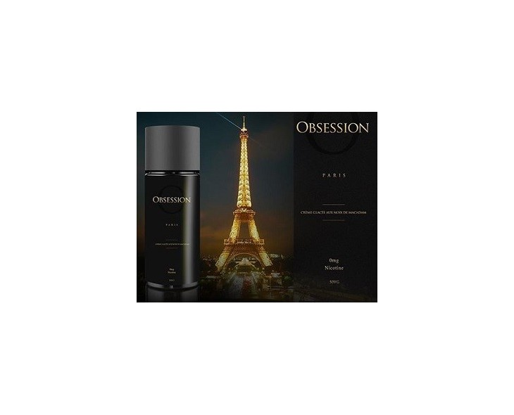 Obsession Paris Crème Glacée Remix Juice
