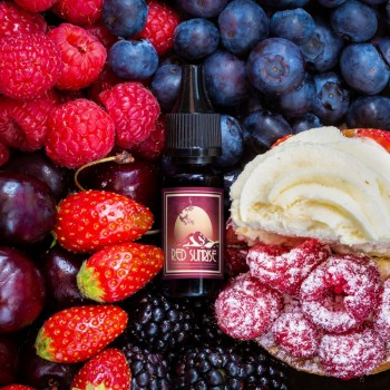 E-liquide Red Sunrise Vaponaute 24