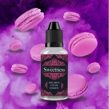 Arôme Concentré Sweetness Macaron Litchi Passion | Création Vap