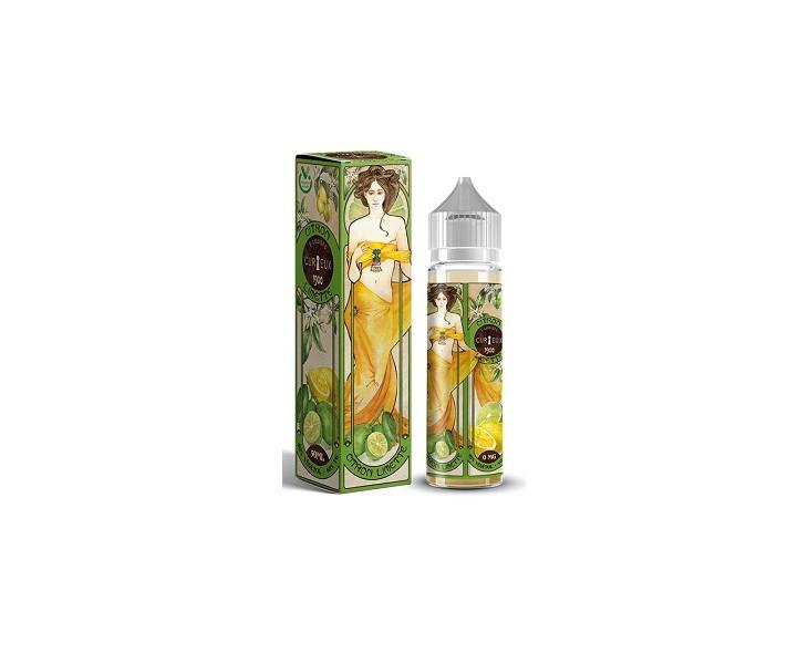 E-liquide Citron Limette 50 Ml Curieux 1900