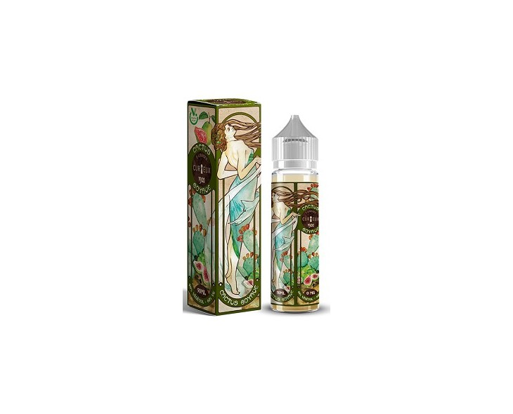 E-liquide Goyave Cactus 50 Ml Curieux 1900 | Création Vap