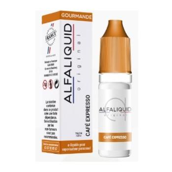 E-liquide Café Expresso Alfaliquid