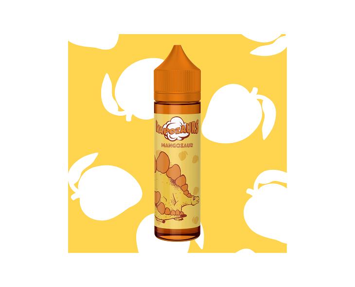 E-Liquide Mangozaur 50 Ml Vapozaurs | Création Vap