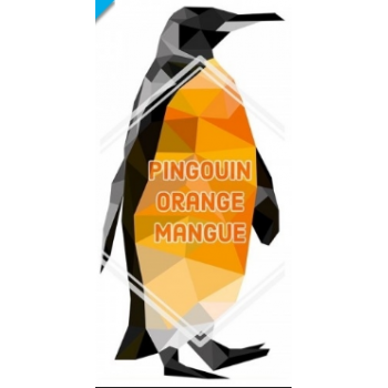 E-Liquide Bankeeze Pingouin Orange Lovap
