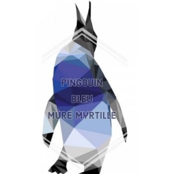 E-Liquide Bankeeze Pingouin Bleu Lovap | Création Vap