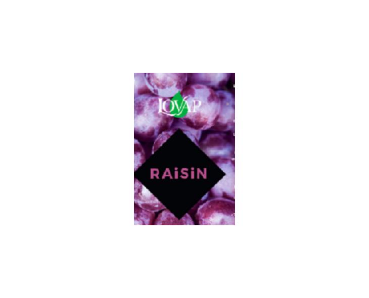 E-liquide Raisins de chez Lovap