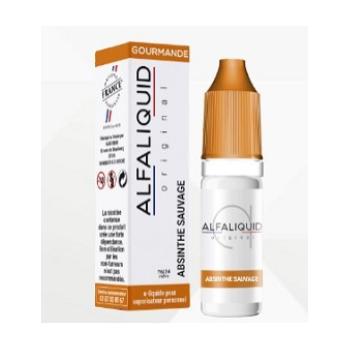 E-Liquide Absinthe Sauvage Alfaliquid | Création Vap
